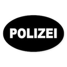 polizei Decal