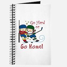 Go Hard Journal