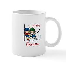 Hockey Princess Mugs