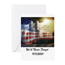 Remembering 9 11 a Greeting Cards