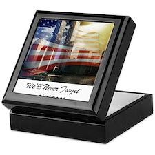 Remembering 9 11 a Keepsake Box
