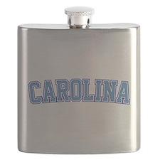 North Carolina - Jersey Flask