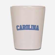 North Carolina - Jersey Shot Glass