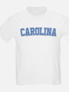North Carolina - Jersey T-Shirt