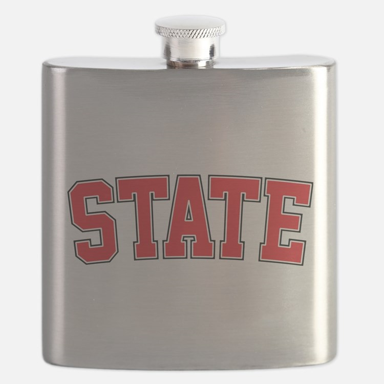 State - Jersey Flask