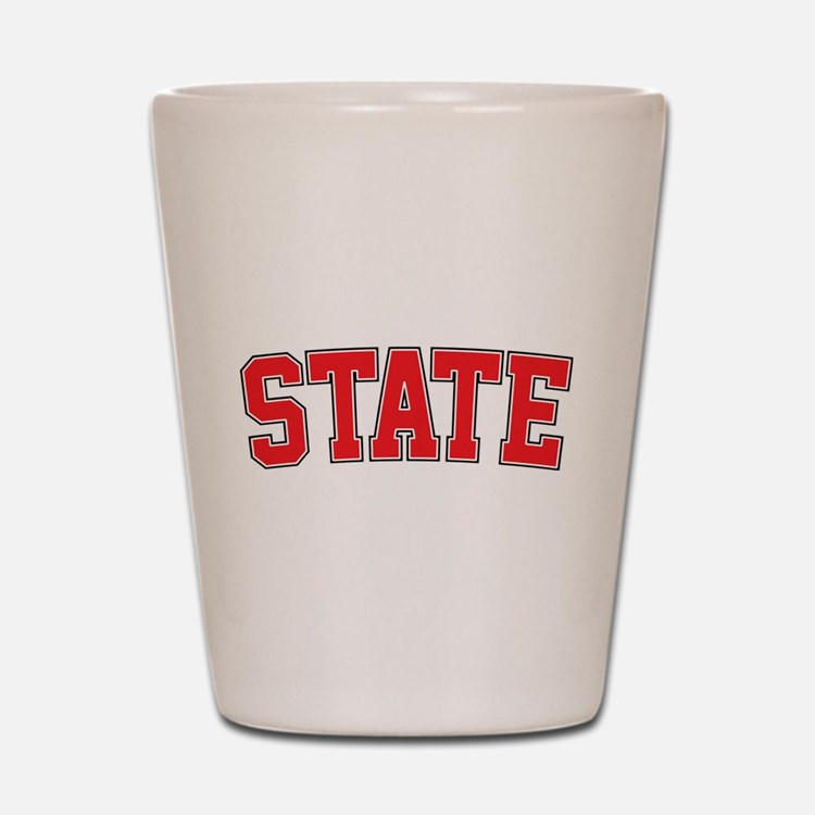 State - Jersey Shot Glass