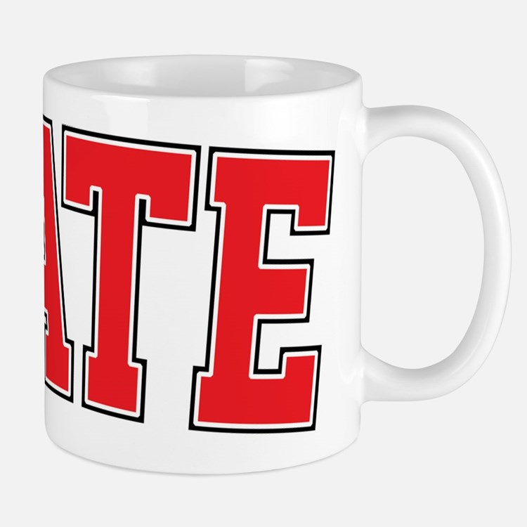 State - Jersey Mugs
