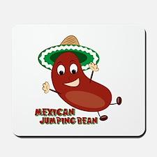 Mexican Jumping Bean Mousepad