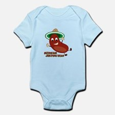 Mexican Jumping Bean Body Suit