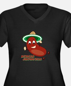 Mexican Jumping Bean Plus Size T-Shirt