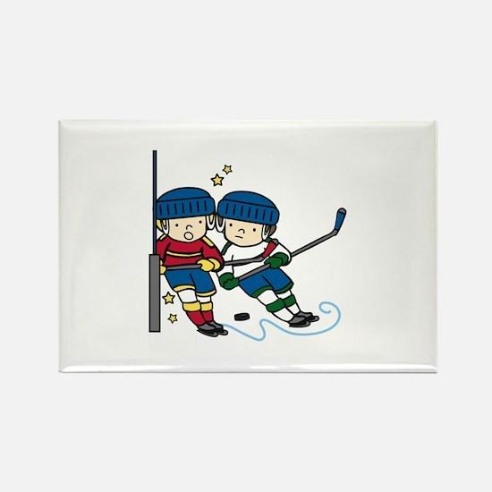 Hockey Boys Magnets