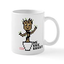 We are Groot 8-Bit Small Mug