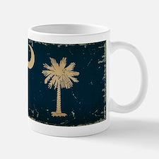 South Carolina State Flag VINTAGE Mugs
