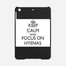 Unique Hyenas iPad Mini Case
