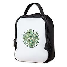 Unique Irish history Neoprene Lunch Bag