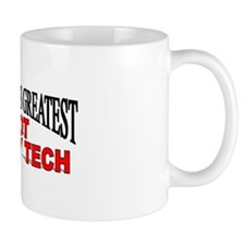 """The World's Greatest Slot Utility Tech"" Mug"