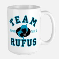 Team Rufus Dolphin Tale 2 Mugs