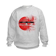 Bark At The Moon  Sweatshirt