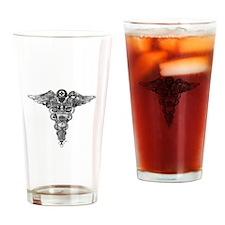 Medic Drinking Glass