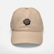 Cool Black Rose Hat