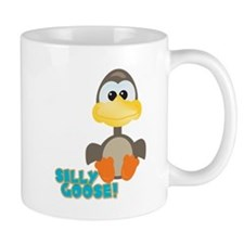 Goofkins Silly Silly Goose Mug