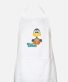 Goofkins Silly Silly Goose BBQ Apron