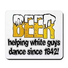 Beer Dance Mousepad