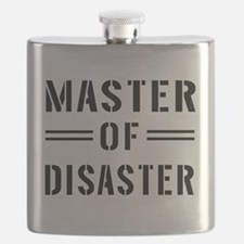 Master Of Disaster Flask