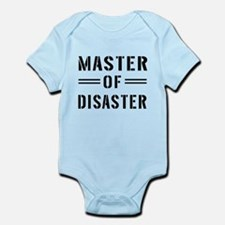 Master Of Disaster Body Suit