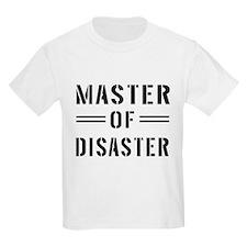 Master Of Disaster T-Shirt