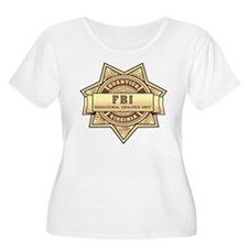 Criminal Minds Plus Size T-Shirt