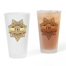 Criminal Minds Drinking Glass