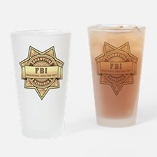 Criminal Minds Drinking Glass