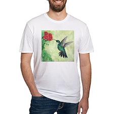 Hummingbird Painting T-Shirt