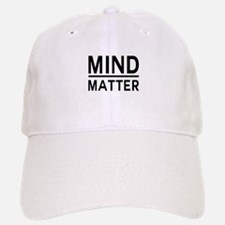 Mind Matter Baseball Baseball Baseball Cap