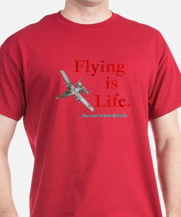 FLYING IS LIFE T-Shirt