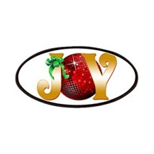 Christmas Joy Patches