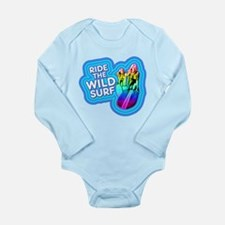 RIDE THE WILD SURF Body Suit