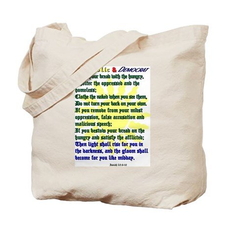 Share Your Bread Tote Bag