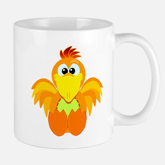 Funny Goofkins Chick Bird Mug