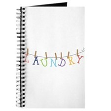 Laundry Hanging Journal