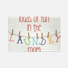 Laundry Hanging Magnets