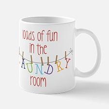Laundry Hanging Mugs