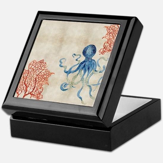 Cute Reef Keepsake Box
