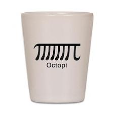 Octopi Shot Glass