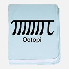 Octopi baby blanket