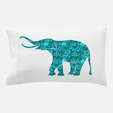 Cute Elephant Pillow Case