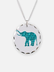 Cute Elephant Necklace