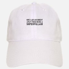 One lab accident supervillain Baseball Baseball Baseball Cap