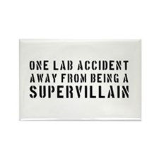 One lab accident supervillain Magnets